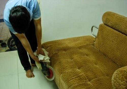Dịch vụ giặt ghế sofa công nghiệp tại TPHCM